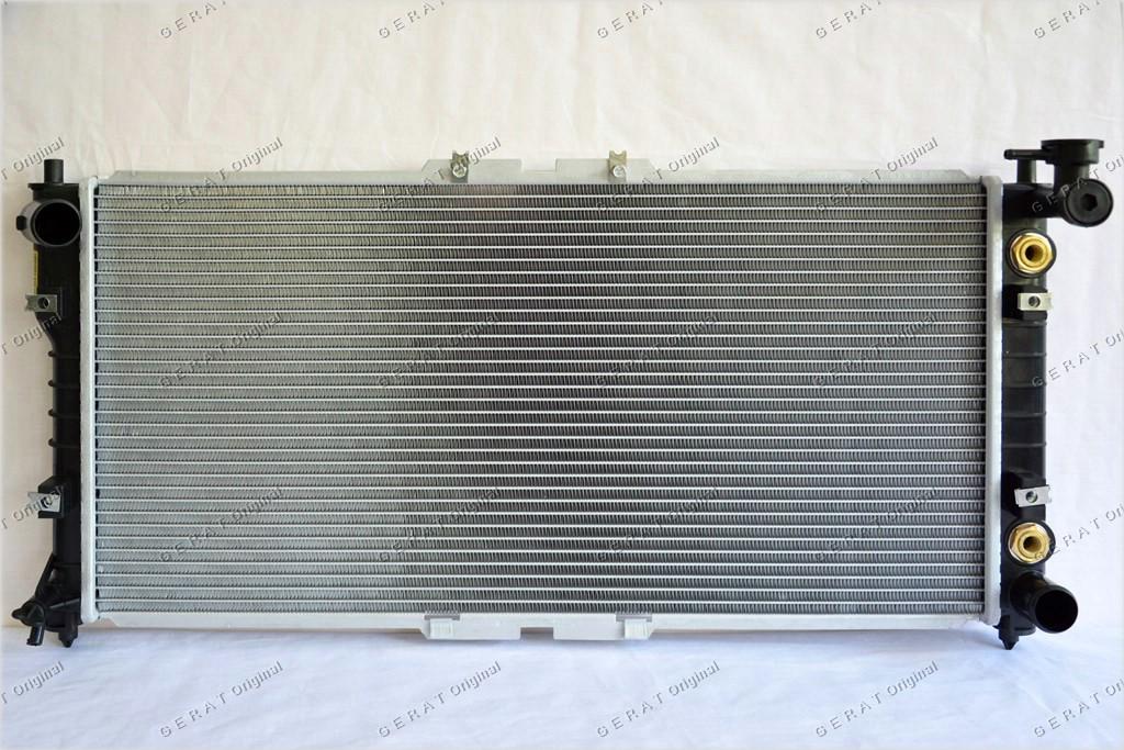 Радиатор основной Gerat MZ-106/2R