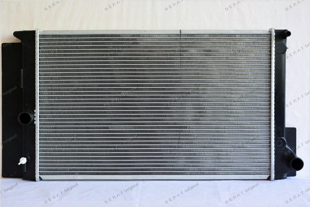 Радиатор основной Gerat TY-167/2R