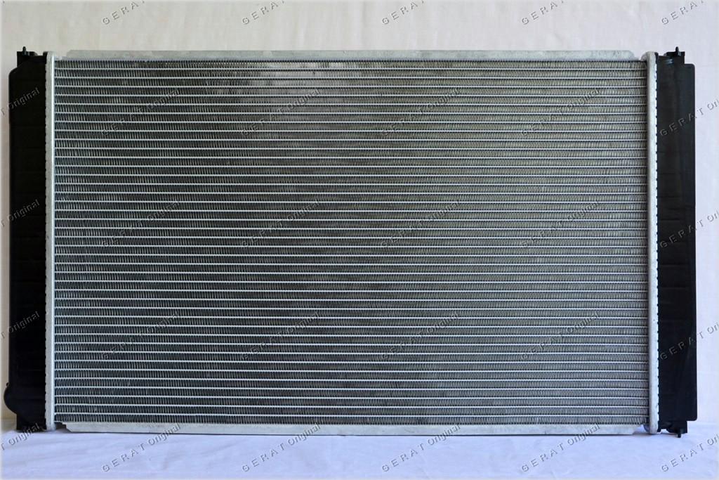 Радиатор основной Gerat TY-168/2R