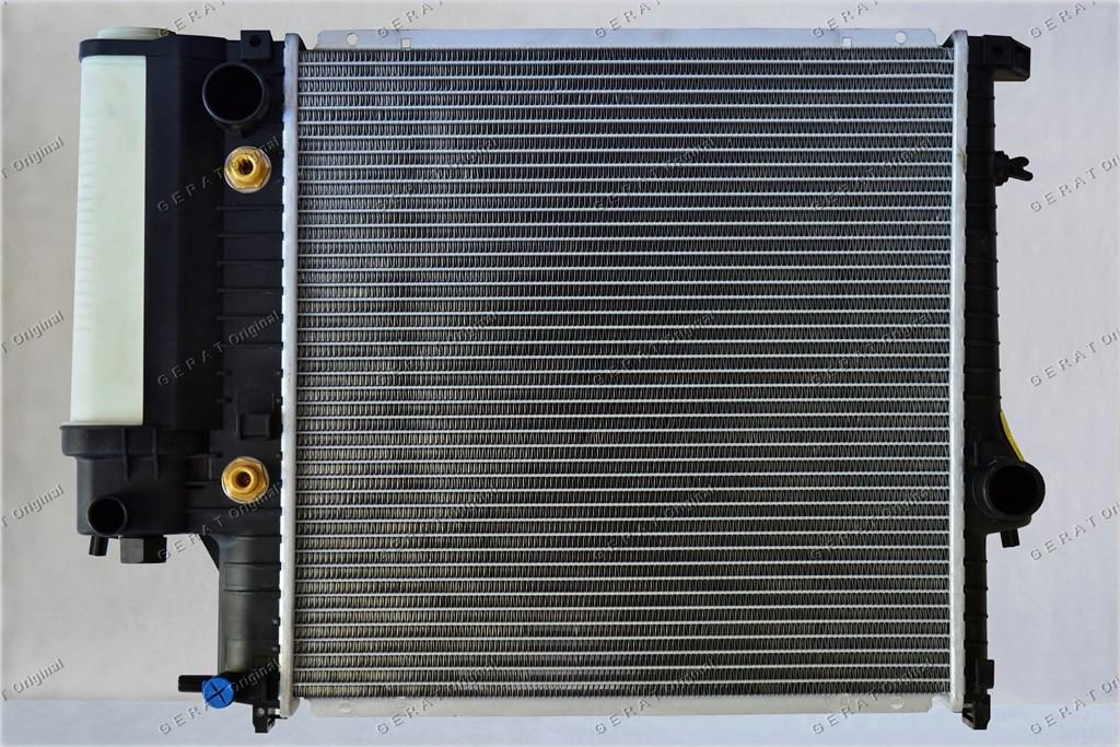 Радиатор основной Gerat BW-101/3R