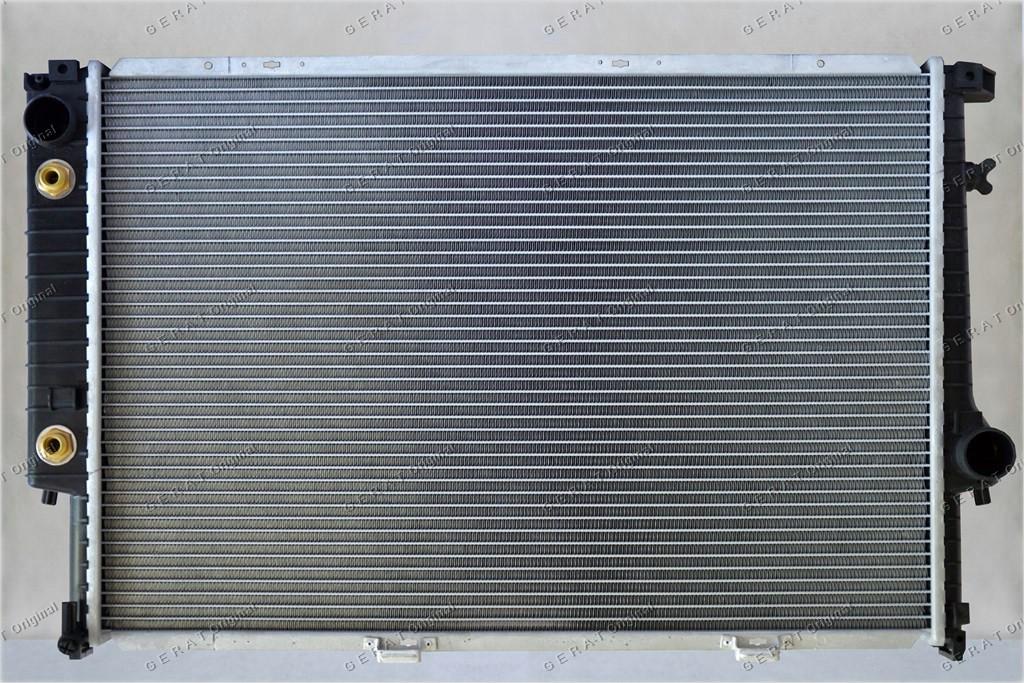 Радиатор основной Gerat BW-104/3R