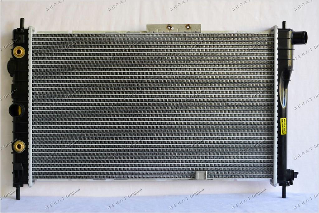 Радиатор основной Gerat DO-101/2R
