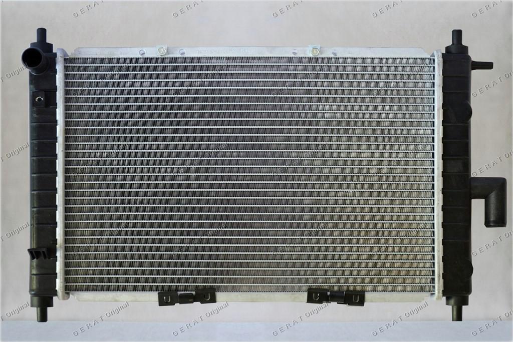 Радиатор основной Gerat DO-105/2R