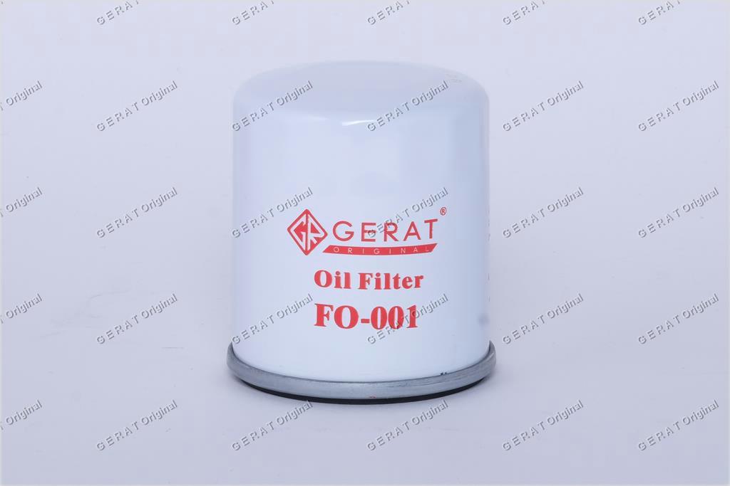 Фильтр масляный Gerat FO-001