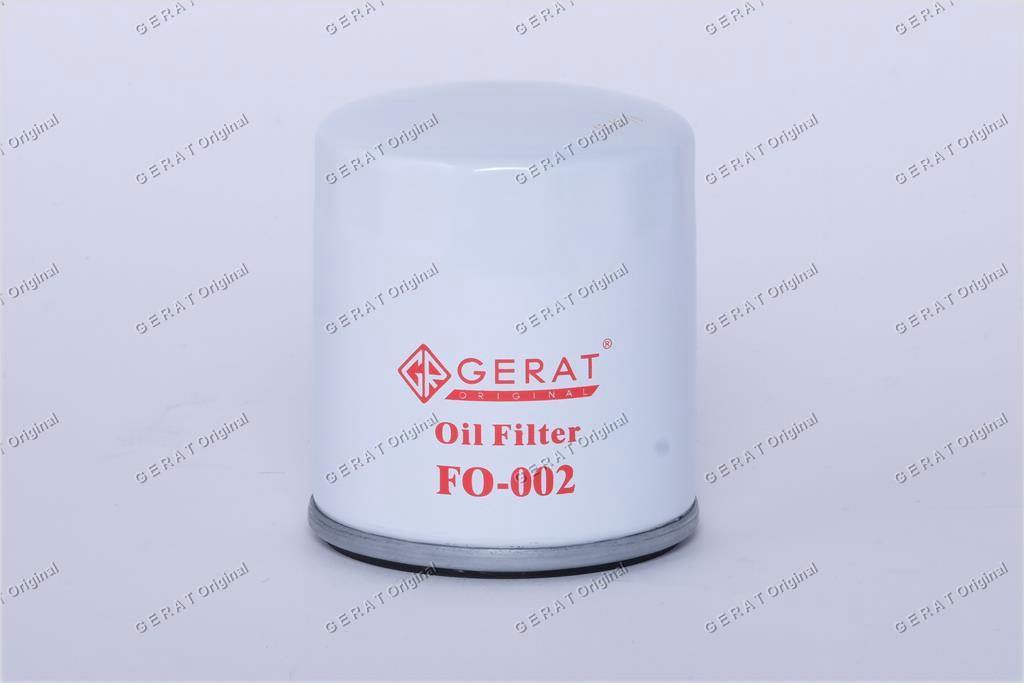 Фильтр масляный Gerat FO-002