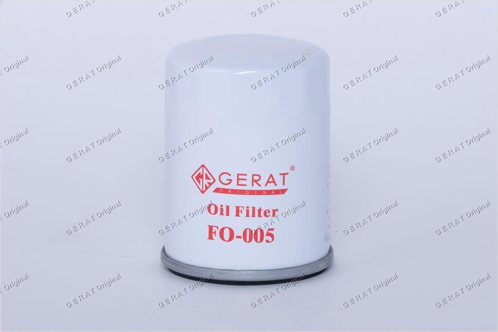 Фильтр масляный Gerat FO-005