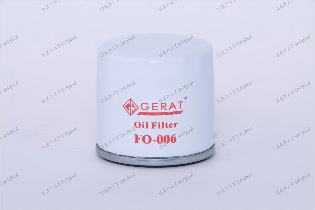 Фильтр масляный Gerat FO-006