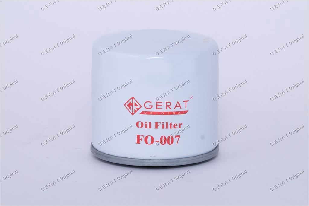 Фильтр масляный Gerat FO-007