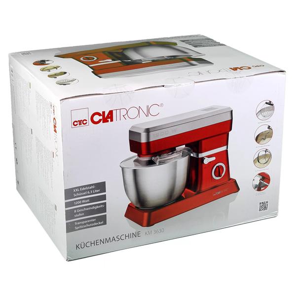 Кухонный комбайн Clatronic KM 3630