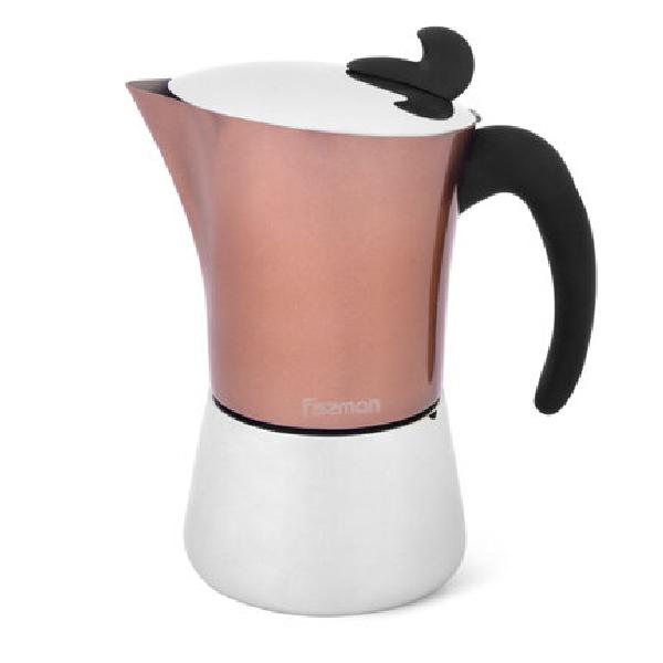 Гейзерная кофеварка Fissman 3317