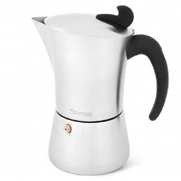 Гейзерная кофеварка Fissman 3318