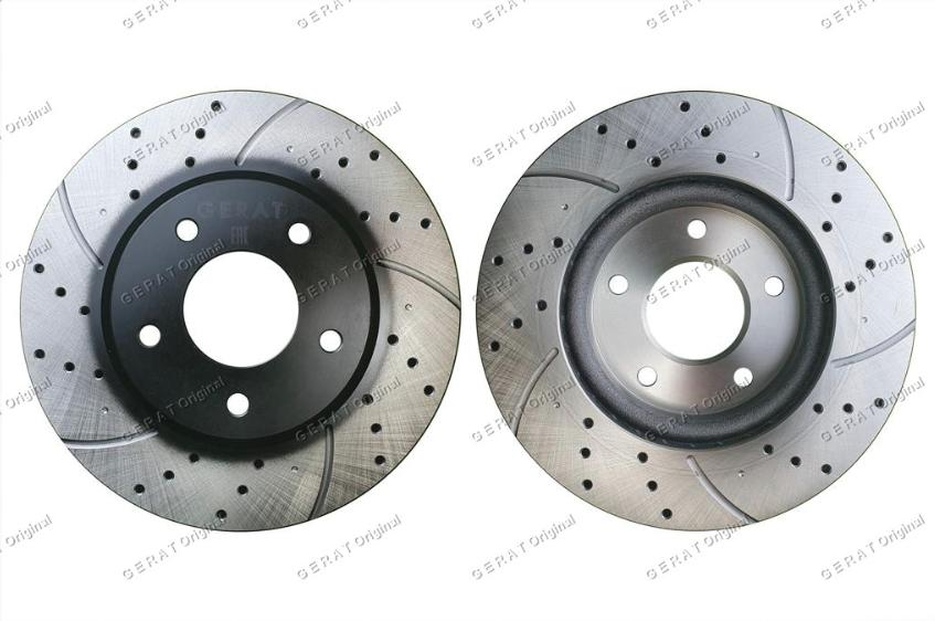Тормозные диски Gerat DSK-F096W