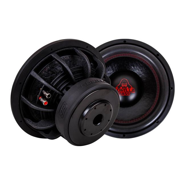 Автомобильный сабвуфер Kicx Gorilla Bass E12