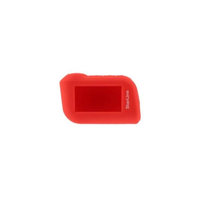 Чехол брелка, силиконовый Starline A93 красный