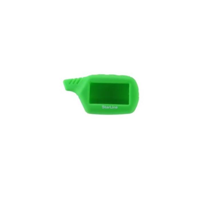 Чехол брелка, силиконовый Starline B9, A91 зеленый