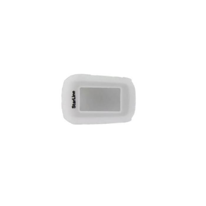 Чехол брелка, силиконовый Starline A94 белый