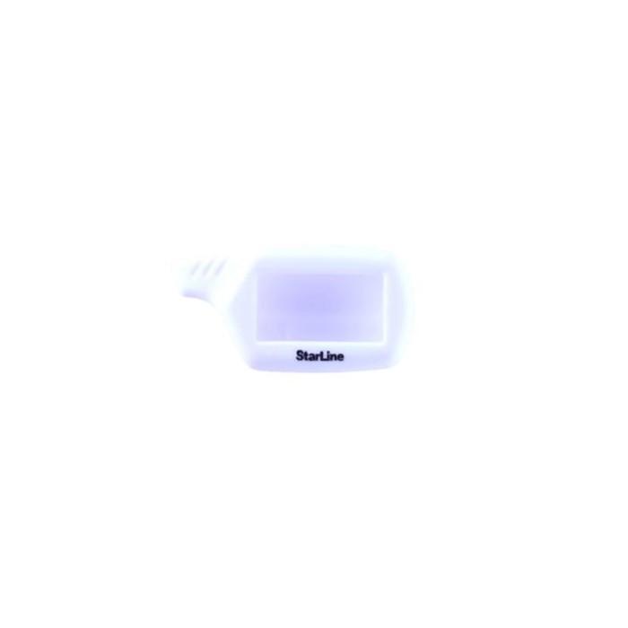 Чехол брелка, силиконовый Starline B9, A91 белый