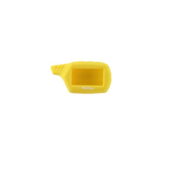 Чехол брелка, силиконовый Starline B9, A91 желтый