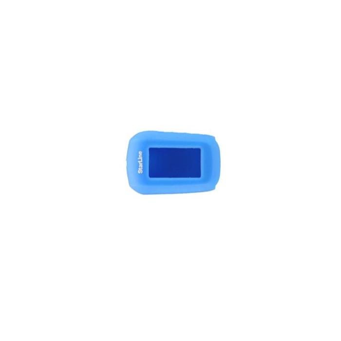 Чехол брелка, силиконовый Starline A94 синий