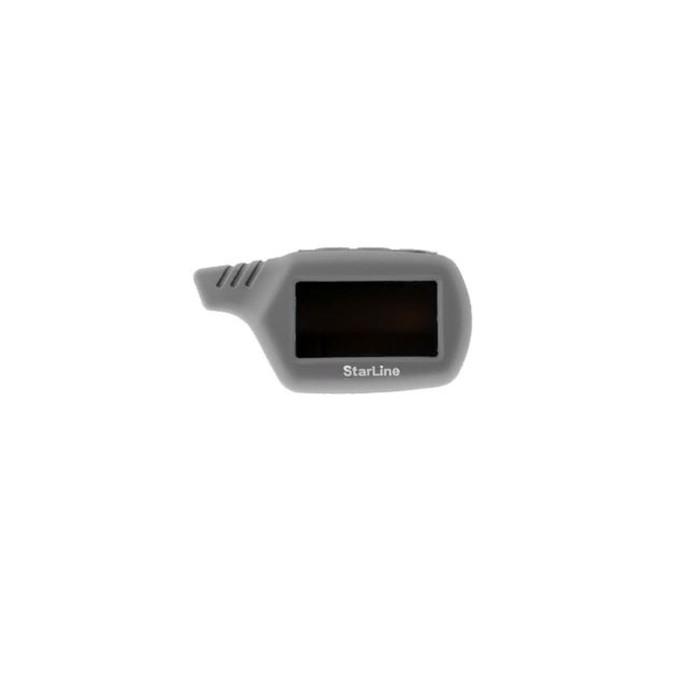 Чехол брелка, силиконовый Starline B9, A91 серый