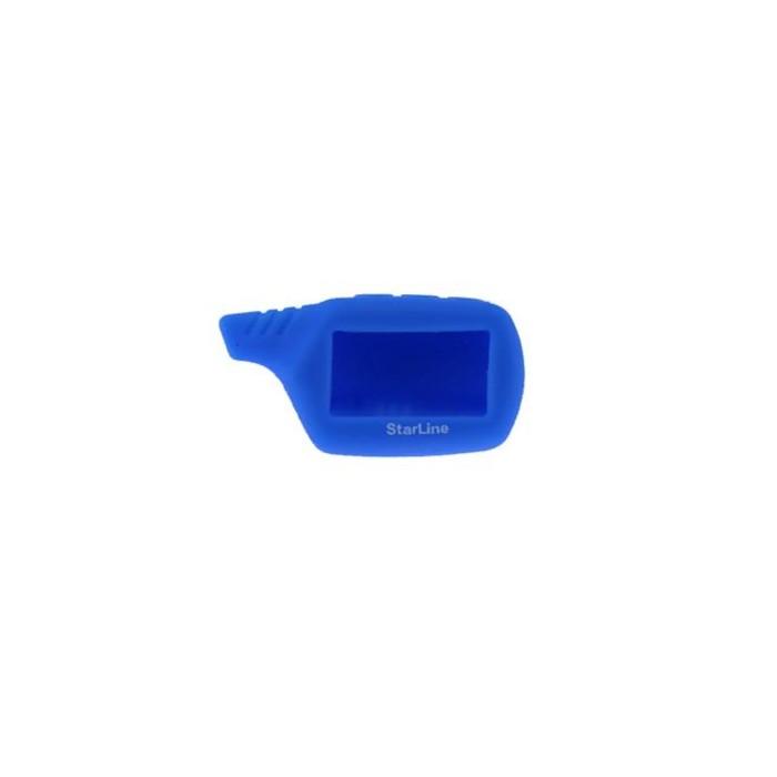 Чехол брелка, силиконовый Starline B9, A91 синий