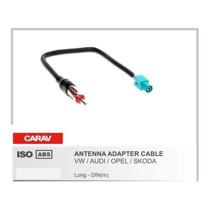 Антенный переходник CARAV 13-007 (ANT адаптер VW / AUDI / OPEL / SKODA Long)