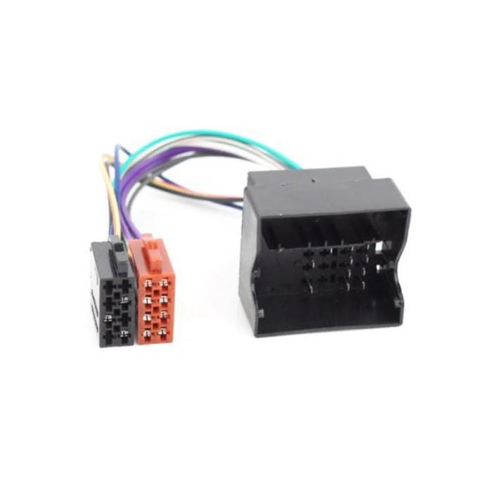 ISO-переходник ACV AD12-1501 Audi/Skoda/VW/ISO-OEM