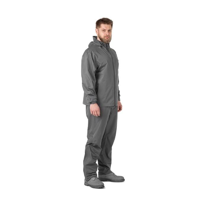 Костюм Impulse, цвет серый, размер 4XL