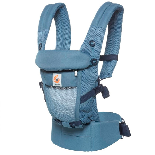 Рюкзак-кенгуру Ergobaby Adapt Cool Air Mesh Oxford Blue