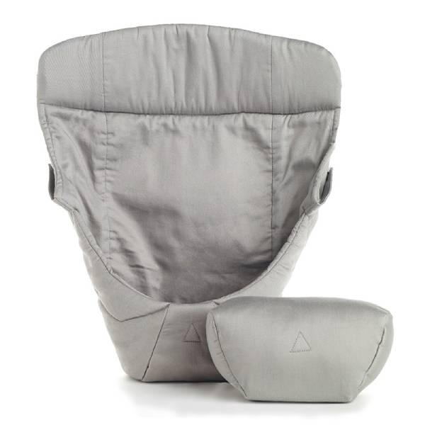 Вкладыш для новорожденного Ergobaby Insert Еasy Snug Grey