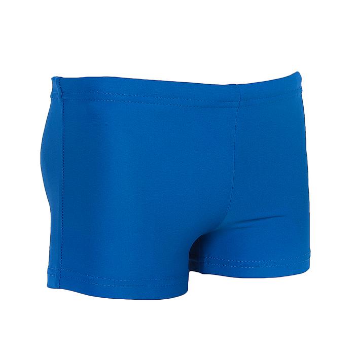 Плавки-шорты детские для плавания 001, размер 34