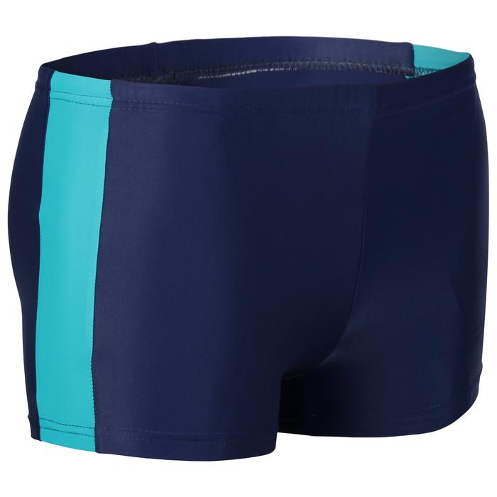Плавки-шорты детские для плавания 002, размер 34, цвет микс