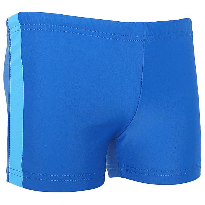 Плавки-шорты детские для плавания 002, размер 38, цвет микс