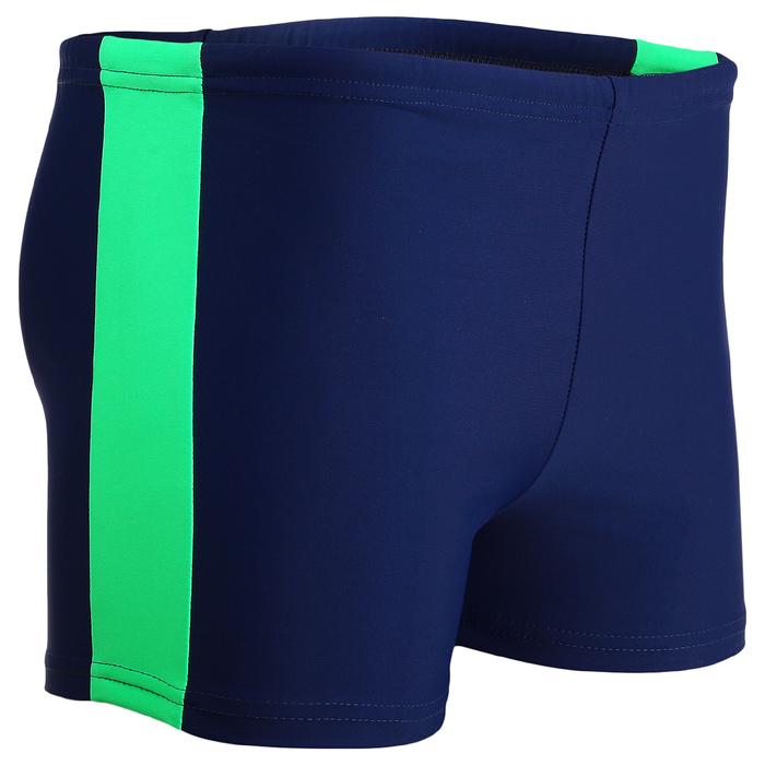 Плавки-шорты взрослые для плавания, размер 54, цвет синий