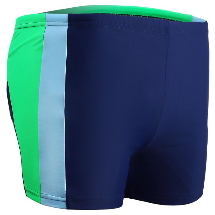 Плавки-шорты взрослые для плавания, размер 48