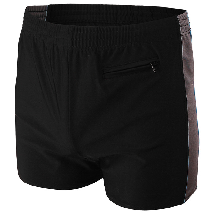 Плавки-шорты с карманом, размер 50, цвет МИКС
