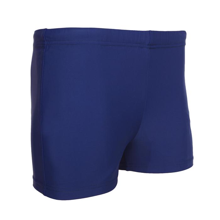 Плавки-шорты взрослые для плавания, размер 54, цвет чёрный