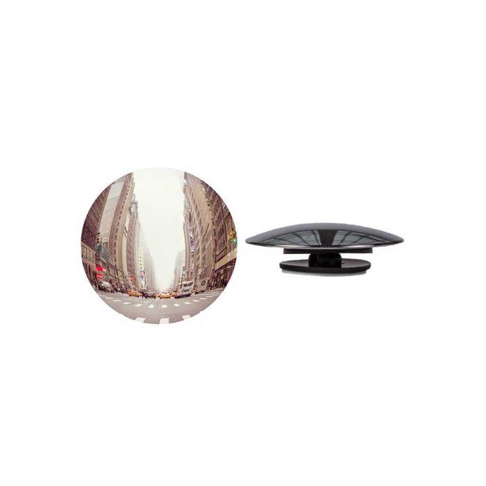 """Зеркало сфера """"мертвой зоны"""" SKYWAY, 50x50 мм на подвижной ножке (2 шт.)"""