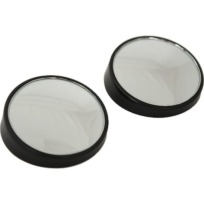 Зеркала мертвой зоны, диаметр 5 см, 2 шт