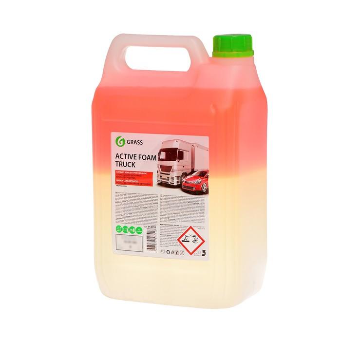 Шампунь для бесконтактной мойки Grass Active Foam Truck, 6 кг (1:30-1:70)