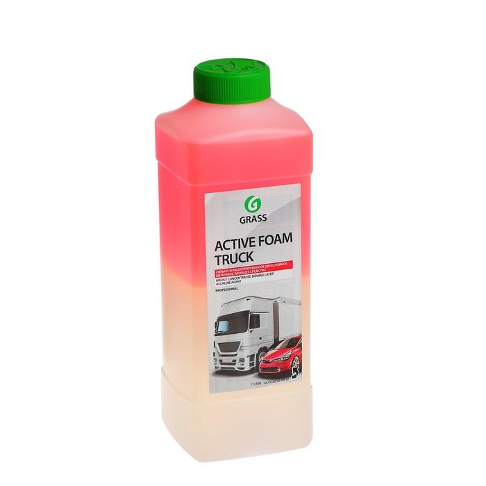 Шампунь для бесконтактной мойки Active Foam Truck, 1 л (1:30-1:70)