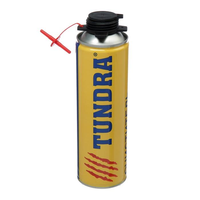 Очиститель монтажной пены TUNDRA, 500 мл