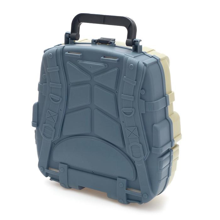 Парковка-трансформер «Штаб», в рюкзаке