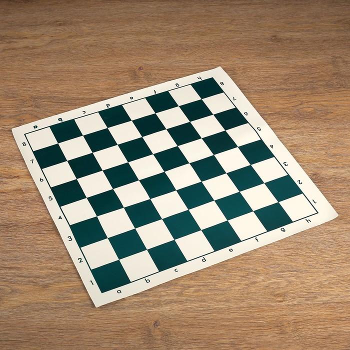 Шахматное поле, пвх, 42х42 см,  микс