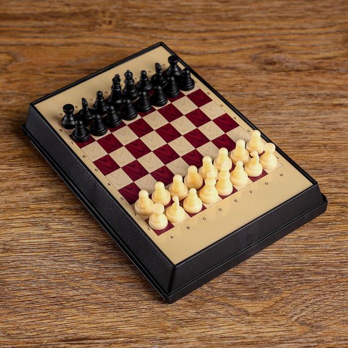 Набор игр 5 в1, магнитные, цветные 16.5х12 см