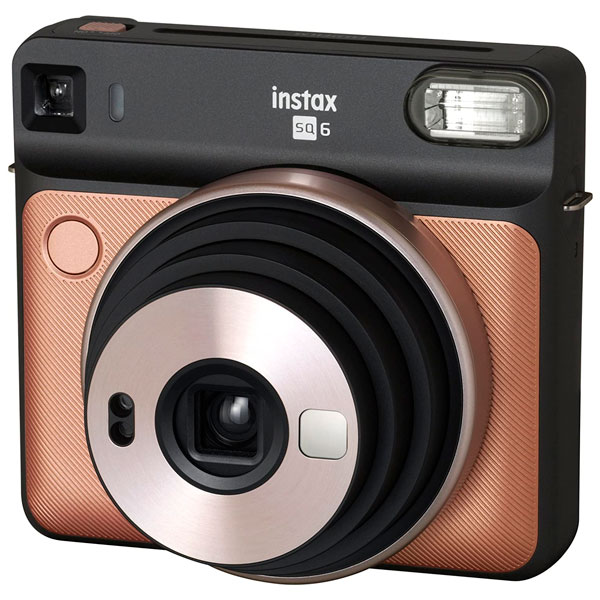 Фотокамера Fujifilm instax SQ6 Blush Gold