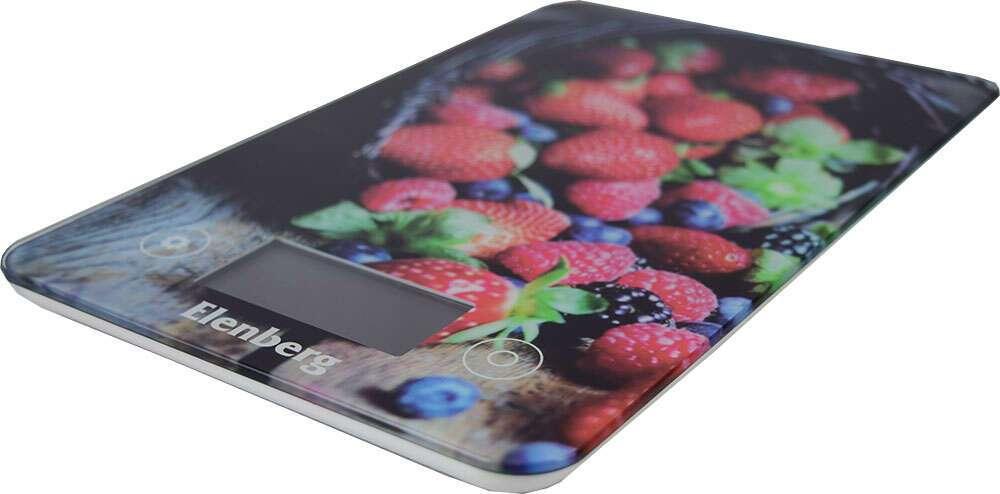 Кухонные весы Elenberg CFC2021(Berries)