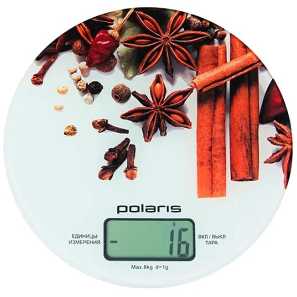 Весы кухонные Polaris PKS 0834DG Spices
