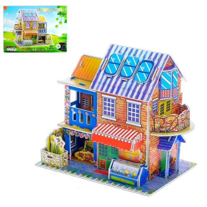 Конструктор 3D «Загородный дом»