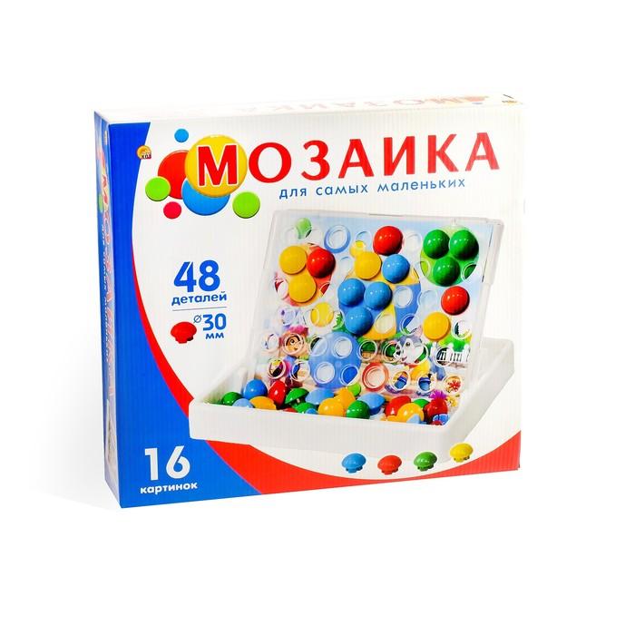 Мозаика, в коробке